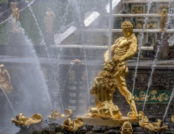 fountain-peterhof